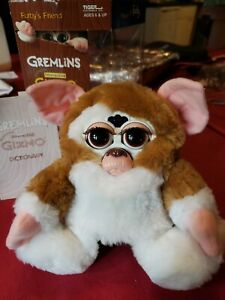 1999 Gremlins Gizmo Furby Electronic Interactive Friend by Tiger Hasbro WORKS