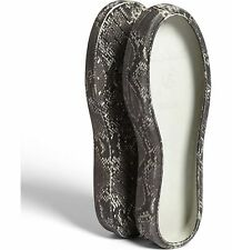 Homage Boot Wrap Snakeskin Print Women's Size 8M 2367