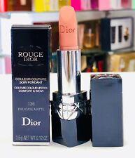 Christian Dior Rouge 136 Delicate Matte Couture Colour Limited Edition Lipstick