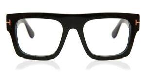 Tom Ford FT5634-B 001 Shiny Black,Glasses,Spectacles,GLASSES,FRAMES