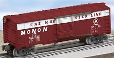 Lionel O-Gauge 6-29856 Monon Operating Boxcar #3494-550. Brand New
