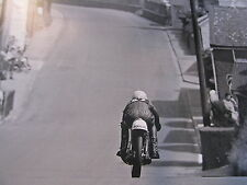 Poster Tourist Trophy (Isle of Man) 1967 Dave Browning (GBR) Honda CR93 125cc