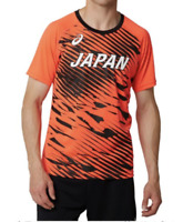 Asics JAPAN Track and Field National Team Jersey T-shirt 2019 2093A042