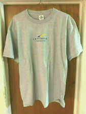 New La Fitness Gym Exercise Workout Graphic T-Shirt Size Large