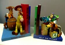 Disney Toy Story 2 Bookends Rare Collectible