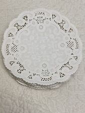 100+ Vintage French Lace Paper Doilies 5�
