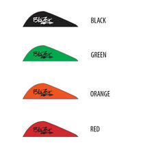 Bohning Blazer Vanes - Solid Colour 36 Pack