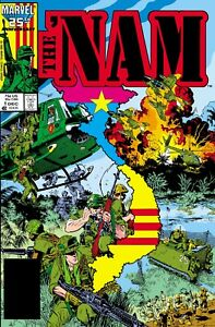 The 'Nam Comic (You Pick From Various Back Issues Lot Set) 1-84 Marvel 1986-1993