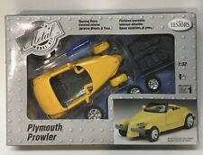 Testors: Metal Body Model 1:32 Scale New Sealed - PLYMOUTH PROWLER