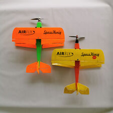 Airfly  Spasskönig Bausatz Shortkit Fun Flieger Elektro Nitro