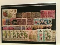 Malaysia stamps R22096