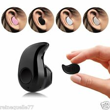Mini Bluetooth 4.0 In Ear Musik Kopfhörer Ohrhörer Wireless Headset für Handy DE
