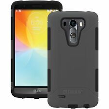 Trident Case AG-LGG300-GY000 Aegis Series for LG G3 - Retail Packaging - Gray