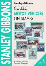 SG Collect Motor Vehicles on Stamps Catalogue