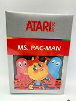 Ms. Pac-Man 1988 Atari 2600  Brand New Factory Sealed Unopened NEW