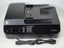 HP Officejet 4630 All-In-One Inkjet Printer | Print, Scan, Copy, Fax | Wi-Fi&USB