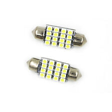 1pc Car SUV Interior Dome Festoon Decor White Light 16SMD 39*16mm Reading Bulb