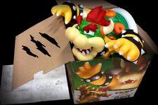 Nintendo Super Mario Koopa Bowser Ultra Big Action Figure TAITO UFO Prize FS