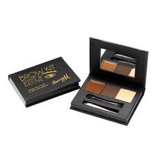 Barry M MakeUp - Kosmetik Kit Shape DeFein Augenbraue Pulver Bürste Wax Tweezer