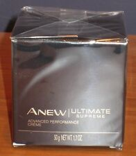 Avon Anew Ultimate Supreme Advanced Performance Night Creme Age 50 $50 NIB