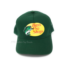 Bass Pro Shops Authentic Mesh Cap Hat Fishing Outdoor 6 Panel NWT 39fd7bf5b771