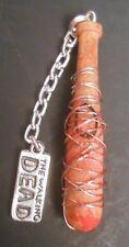 Custom Christmas Ornament Inspired by Walking Dead Negan's Lucille Bat Bloody