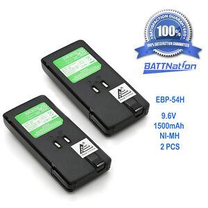Battery 2000mAh Replacement for ALINCO DJ-10 DJ-100 ALINCO EBP-88H DJ-289G