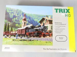 W 84756 Trix Startpackung 21530, neuwertig im Originalkarton