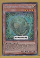 CHRONOMALY NEBRA DISK - (WSUP-EN001) - Prismatic Secret Rare - 1st - Yu-Gi-Oh