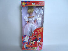 Cutie Honey Doll Elegance Honey Bride Wedding Dress Figure 1997 BANDAI Japan NOS