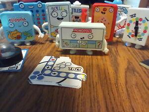 McDonalds 2020 Happy Meal Hasbro Mini Game Toys Lot of 9