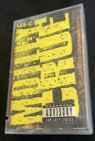 Motley Crue Self Titled Cassette Tape 1994