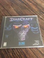 Star Craft Windows 98 95 NT Power MacIntosh CD-ROM PC3