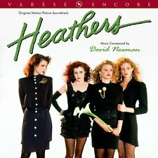 Heathers - Original Score - Limited 1000 - David Newman