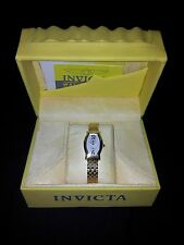 BNWT Invicta Gold Watch RETAIL $1100 - Water Resistant up to 80M