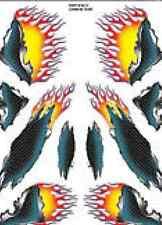 CARBON TEAR STICKER SHEET BY XXX MAIN RACING S013