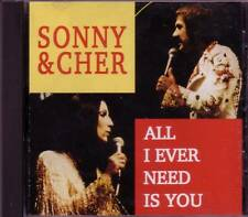 SONNY CHER All I Ever Need Is You Classic 70s Rock BEAT GOES ON I GOT YOU BABE