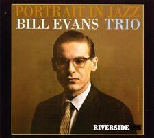 Bill Evans Trio Portrait in jazz (1959) [CD]