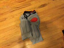 Men's Under Armour baseball padded slide shorts size Small gray