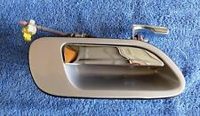 Original OEM 95-02 Continental PASSENGER SIDE RIGHT REAR Chrome Door Handle