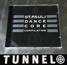 ST. PAULI DANCE CORE COMPILATION - DAS ALLERERSTE TUNNEL CD ALBUM