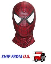 Spider-Man 3 Costume Hood Mask 2.0 for Adult Teens Halloween cosplay ❶US Seller❶