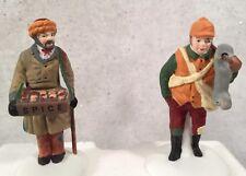 Dept 56 Heritage Viilage Accessories Village Street Peddlers 5804-1