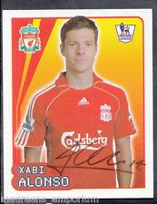 Merlin Fútbol - 2008 Premier League Pegatina no 316-Manuel Alonso-Liverpool