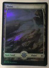 Plains #251 *Foil* - MTG - Battle For Zendikar *Foil*