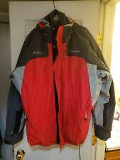 Columbia Sport Budweiser Hooded  Winter Coat Jacket XXL