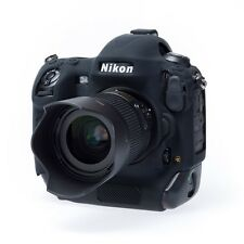 easyCover Armor Protective Skin for Nikon D4 -(Black)-> Bump Protection!