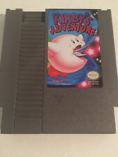 KIRBY'S ADVENTURE ( Nintendo Entertainment System, 1985) NES Game Classic