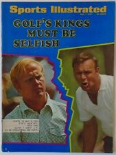 JACK NICKLAUS & ARNOLD PALMER June 1, 1970 Sports Illustrated Magazine
