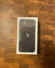 Excellent Condition - Apple iPhone 11 - 64GB - Black (Unlocked) A2111